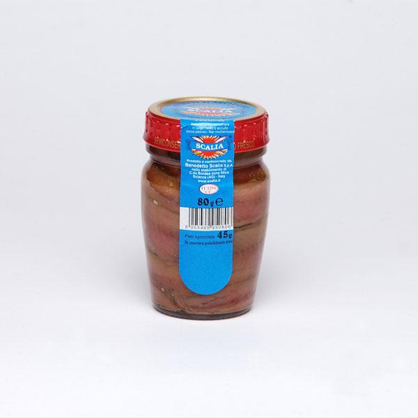 filetti in olio evo