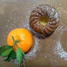 muffin mandarino