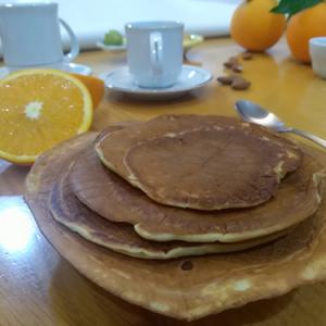 pancake allarancia