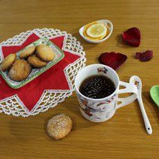 biscotti all'arancia e limone