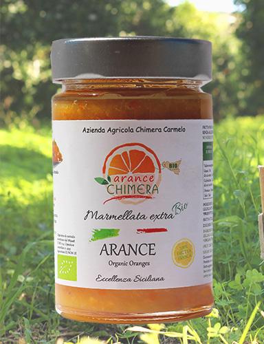 marmellate di arance bio